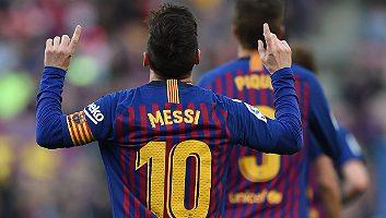 Barcelona  2 - 0  Espanyol