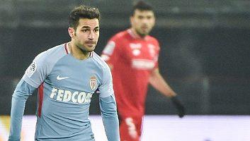 Dijon  2 - 0  Monaco