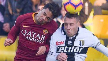 Parma Calcio 1913  0 - 2  Roma