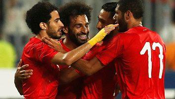 Egypt  3 - 1  Guinea