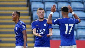 Leicester City  2 - 1  Atalanta