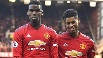 Manchester United  2 - 1  West Ham United