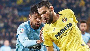 Villarreal  2 - 3  Celta Vigo