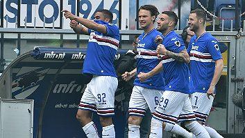 Sampdoria  2 - 0  Genoa