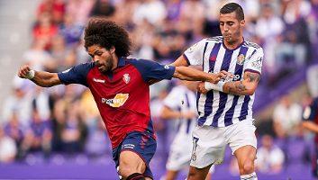 Real Valladolid  1 - 1  Osasuna