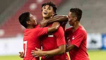 Singapore  2 - 2  Yemen