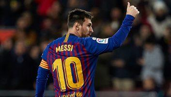 Barcelona  3 - 0  Eibar