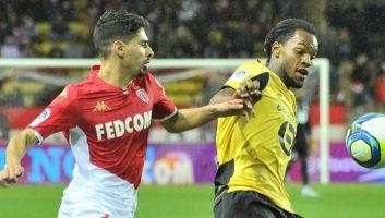 Monaco  5 - 1  Lille