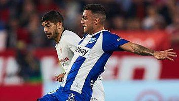 Sevilla  1 - 1  Deportivo Alaves