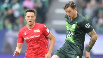Wolfsburg  1 - 0  Union Berlin