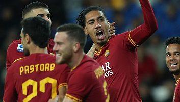 Roma  3 - 0  Brescia