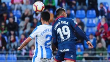 SD Huesca  2 - 1  Leganes