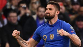 France  4 - 0  Iceland