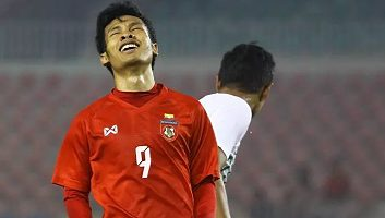 Myanmar  0 - 2  Indonesia