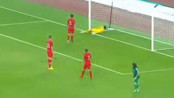 Iraq  2 - 0  Hong Kong
