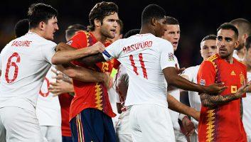 Spain  2 - 3  England