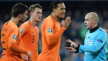 N.Ireland  0 - 0  Netherlands