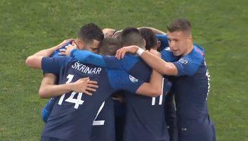 Slovakia  2 - 0  Azerbaijan