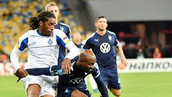 Dynamo Kyiv  1 - 0  Malmoe FF
