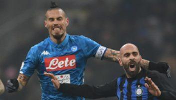 Inter  1 - 0  SSC Napoli