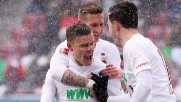 Augsburg  3 - 0  Mainz 05