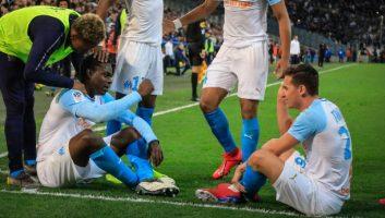 Marseille  1 - 0  Nice