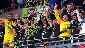 Aston Villa  1 - 2  Manchester City