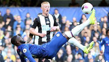 Chelsea  1 - 0  Newcastle United