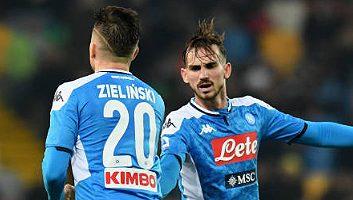Udinese  1 - 1  SSC Napoli