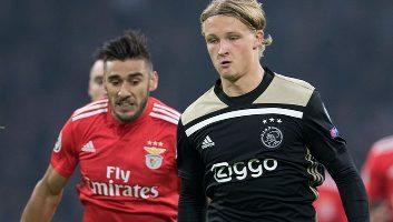 Ajax  1 - 0  Benfica