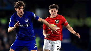 Chelsea  1 - 2  Manchester United