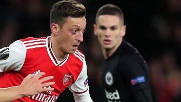 Arsenal  1 - 2  Eintracht Frankfurt