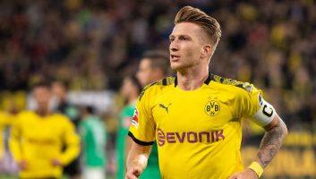Borussia Dortmund  2 - 2  Werder Bremen