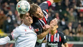 Eintracht Frankfurt  1 - 2  Union Berlin