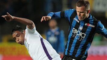 Atalanta  2 - 1  Fiorentina