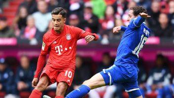 Bayern Munich  1 - 2  Hoffenheim