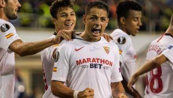 Qarabag FK  0 - 3  Sevilla