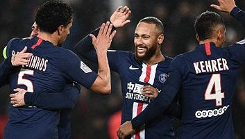 Paris Saint-Germain  4 - 3  Bordeaux