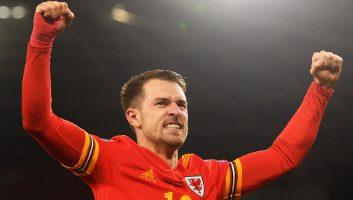 Wales  2 - 0  Hungary