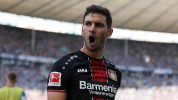 Hertha Berlin  1 - 5  Bayer Leverkusen