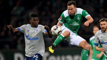 Werder Bremen  4 - 2  Schalke 04
