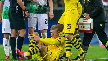 Borussia M'gladbach  1 - 2  Borussia Dortmund