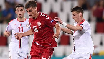 Highlight: Denmark U21 vs Serbia