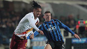 Atalanta  2 - 1  Roma