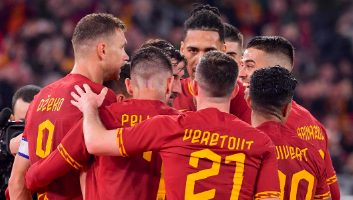 Roma  1 - 1  Lazio