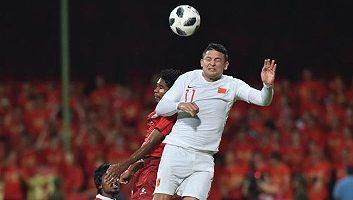 Maldives  0 - 5  China