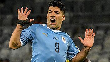 Uruguay  4 - 0  Ecuador