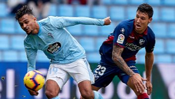 Celta Vigo  2 - 0  SD Huesca