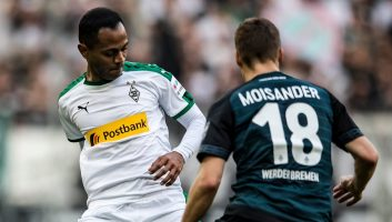 M'gladbach vs Werder Bremen