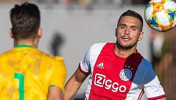 Ajax  1 - 2  Panathinaikos